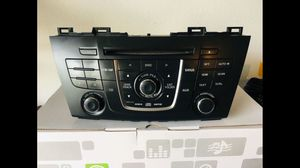 2012-2013-2014 MAZDA 5 RADIO CD MP3 PLAYER OEM RADIO PART NUMBER: CG36 66 9R0 for Sale in Corona, CA