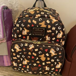 NWT Chip And Dale Disney Loungefly for Sale in Young, AZ
