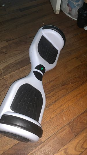 """SISIGAD Hoverboard 6.5"""" self balancing scooter with bluetooth speaker for Sale in Fort Washington, MD"""