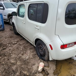Nissan cube 2010 good motor and transmission cvt part's only for Sale in Dallas, TX