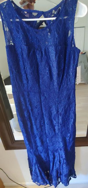 Blue Formal Dress NWT for Sale in Warren Air Force Base, WY