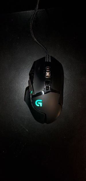Logitech G502 (Gaming Mouse) for Sale in Fresno, CA