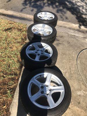 2018 Chevy Camaro 18inch stock rims for Sale in Miami, FL