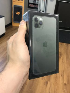 Finance New Unlocked iPhone 11 Pro Max - Only $50 down today! for Sale in Providence, RI