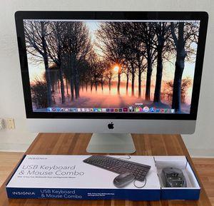 "Apple IMac 27"" Quad Core i7 / 8GB / 1TB LARGE DISPLAY Fast!! for Sale in Elmhurst, IL"