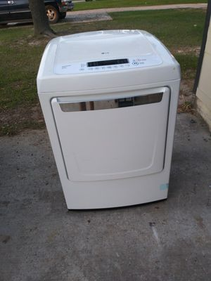 Secadora. Electric LG for Sale in Houston, TX