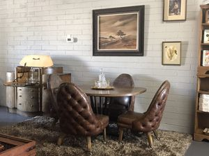 Vintage table and chairs. for Sale in Scottsdale, AZ