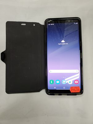 MINT Samsung Galaxy Note 8 64GB Black (T-mobile) w/ Case for Sale in Baltimore, MD