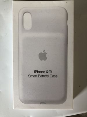 iPhone X or XS Apple smart charger case for Sale in Ephrata, PA