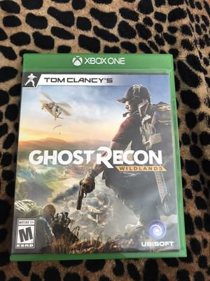 xbox one game for Sale in National City, CA