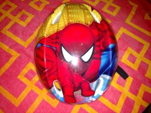 Spider man Helmet for Sale in Rockville, MD