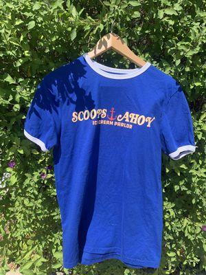 Scoops Ahoy Stranger Things Baskins Robbins Tee Shirt for Sale in La Puente, CA
