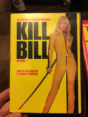 Kill Bill 1 & 2 for Sale in Midwest City, OK