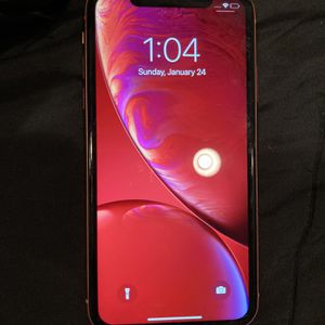 iPhone XR 64GB NO ICLOUD NO PASSWORD for Sale in Long Beach, CA
