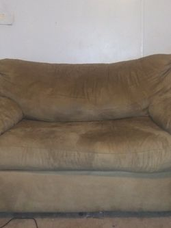 Free Pull Out Loveseat Sofa Bed for Sale in Washington,  PA