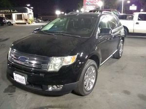 2007 Ford Edge 4Dr Crossover Leather Clean Title for Sale in South Gate, CA