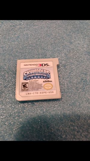 3DS game for Sale in LAKE MATHEWS, CA