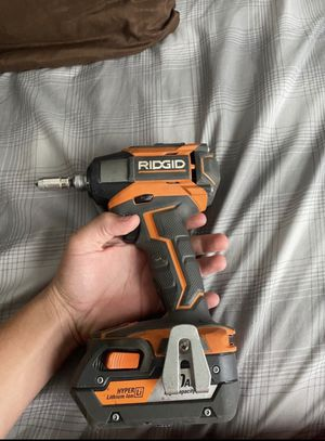 Ridgid Tool set ! for Sale in Riverview, FL
