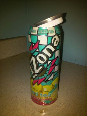 "Arizona Tea ""safe"" Can for Sale in Cleveland, OH"