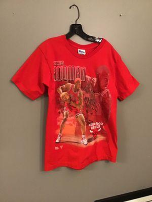Dennis Rodman Chicago Bulls 1990's NBA T-Shirt for Sale in Goodlettsville, TN