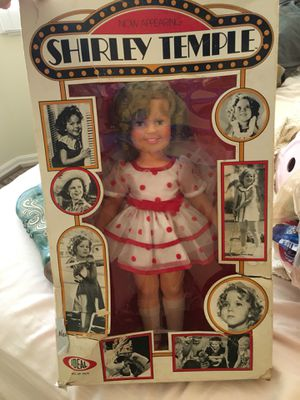 Shirley Temple Doll for Sale in Kissimmee, FL
