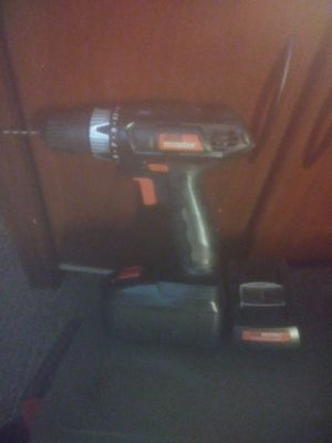 Drillmaster18v. for Sale in Portland, OR