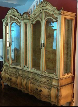 Antique china cabinet-Must go for Sale in Harrisburg, PA