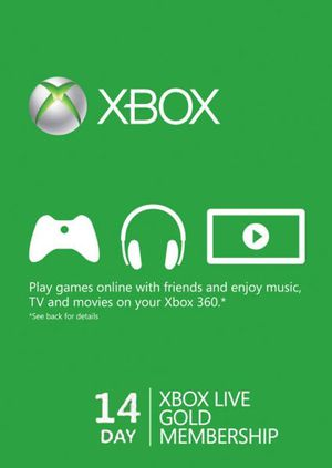 2 Xbox Live 14 Day Gold trial Codes bundle INSTANT DELIVERY for Sale for sale  Gresham, OR