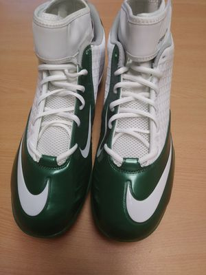 Brand new size 13.5 athletic cleats by Nike need to go as soon as possible asking 45 for Sale in Raleigh, NC