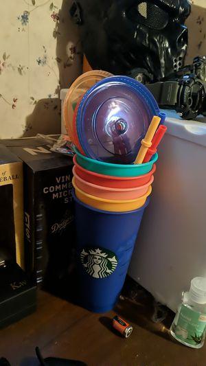 Star bucks cups 40.ea. for Sale in Los Angeles, CA