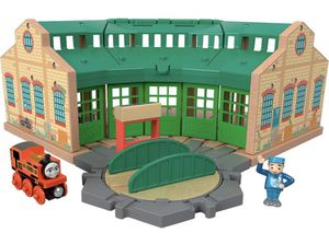 *NEW* Fisher-Price Thomas & Friends Wood, Tidmouth Sheds, Multi Color for Sale in Parma, OH