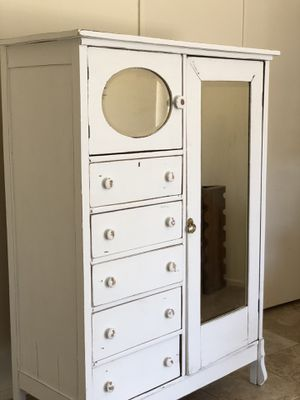 Antique Chifferobe Armoire for Sale in Brea, CA