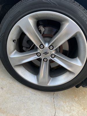 """Trade 20"""" Charger rims for Sale in Fontana, CA"""