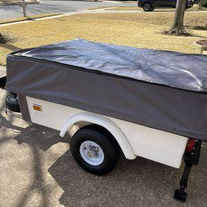Kwik Kamp Bel-Air by Venture Craft Motorcycle Camping Trailer for Sale in Grapevine, TX