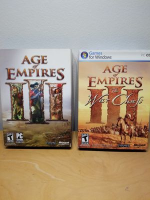 Age Of Empires PC video games for Sale in Lawndale, CA