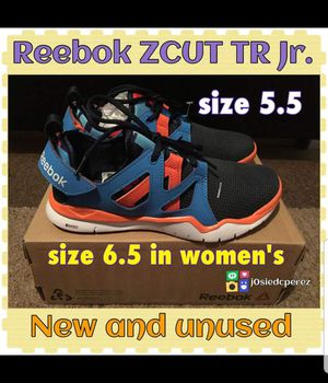 Reebok ZCUT TR Junior Sz 5.5 for Sale in Annandale, VA