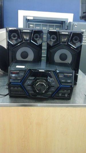 Home stereo system samsung for Sale in Palm Bay, FL