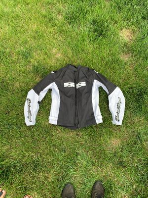 Women's Medium, S&S motorcycle jacket with shoulder and back pads embedded for Sale in Morrison, CO