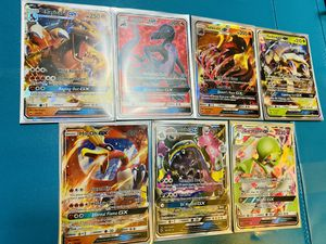 Pokemon full art cards for Sale in Phoenix, AZ