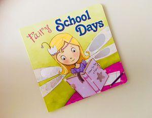 Fairy School Days Board Book for Sale in Arlington, TX