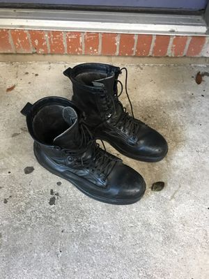 Military steel toe boots for Sale in Jacksonville, FL