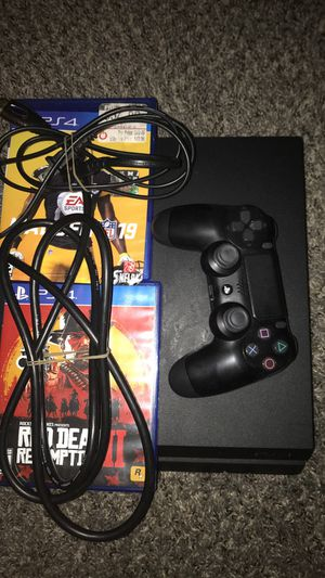 PS4 500gb for Sale in Marietta, GA