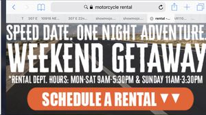 Motorcycle Rental for Sale in Boring, OR