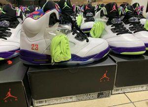 Bel air jordan 5's for Sale in Clayton, CA