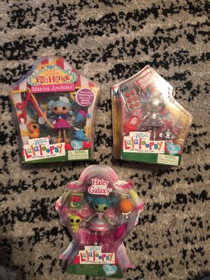 Mini Lalaloopsy for Sale in Kissimmee, FL