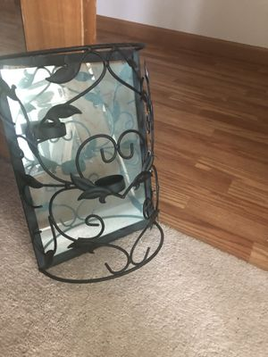 Wrought Iron Candle Holder for Sale in Gahanna, OH