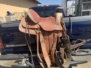 Roping saddle for Sale in Brea, CA