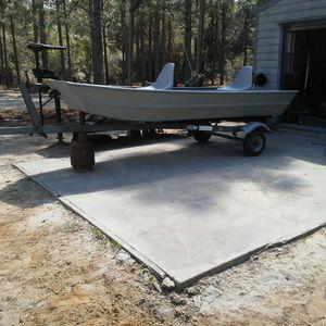 12' John Boat for Sale in Lyons, GA