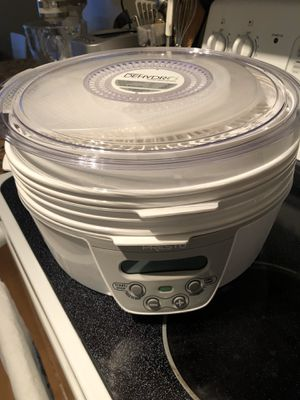 Dehydrator with upgrades (used once!) for Sale in Palo Alto, CA