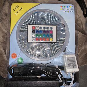 LED LIGHT STRIP 16 FEET for Sale in Stockton, CA